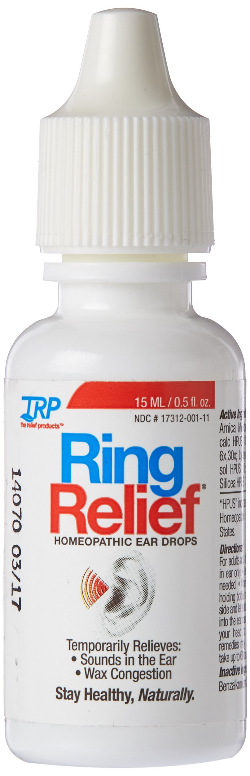 Ring Relief Drops Size .5z Ring Relief Drops .5z