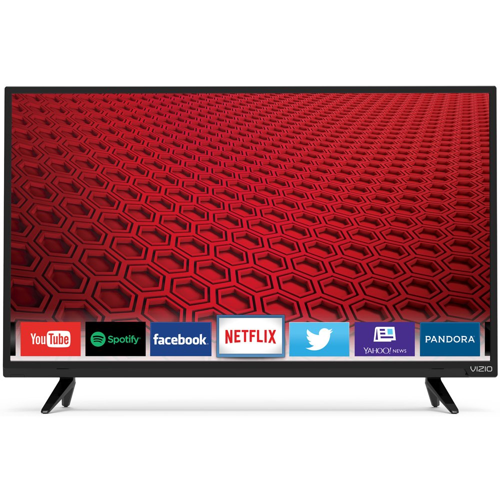 VIZIO E50-C1 50-Inch 1080p Smart LED TV Review