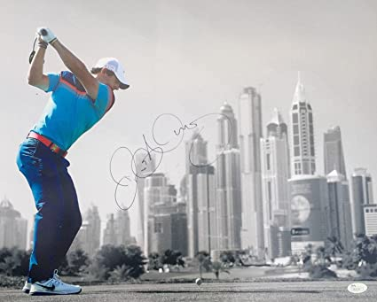 13bb31f3e59 Image Unavailable. Image not available for. Color  Rory McIlroy Signed ...
