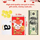 Chinese Red Envelopes, 36pcs Cartoon Mouse Red