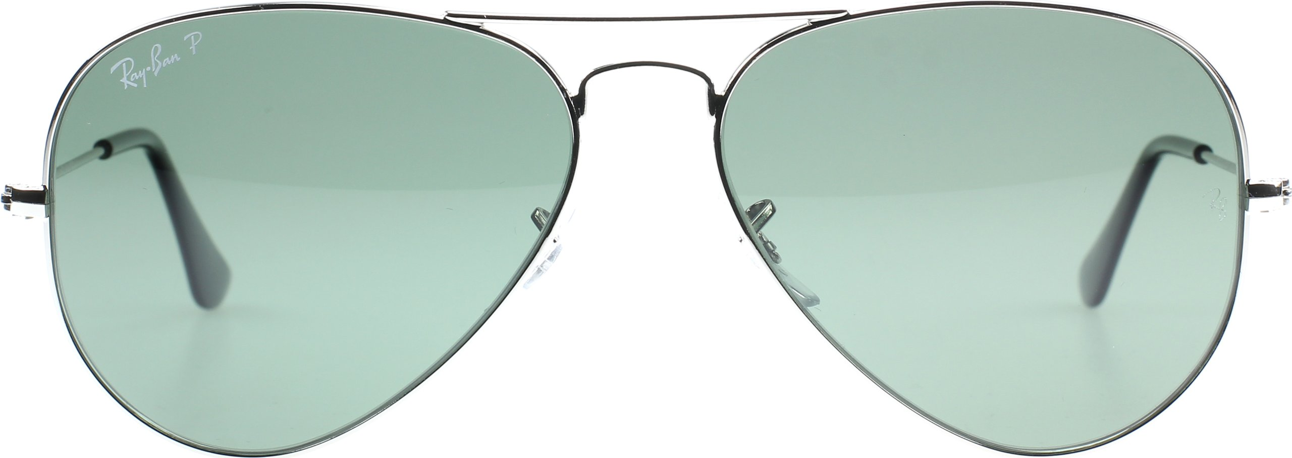 Ray-Ban Aviator Classic, Silver, 58 mm by RAY-BAN