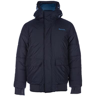 0a66cd19028d Malleability Junior Boys Bench Bomber Jacket in Navy  Bench  Amazon.co.uk   Clothing