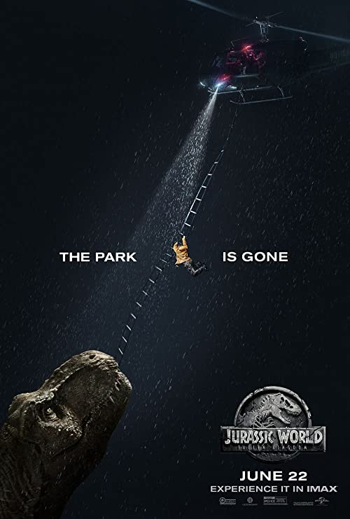 Poster Jurassic World Fallen Kingdom Movie 70 X 45 cm ...