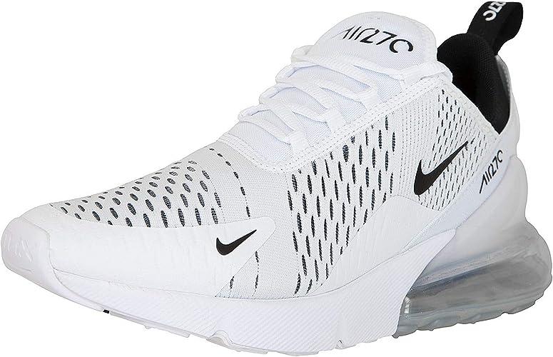 Nike Air Max 270 - Zapatillas deportivas para mujer, color Blanco ...