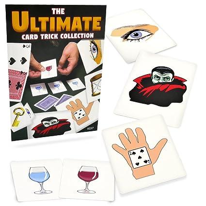 Amazon.com: Ultimate paquete trucos por arte de magia Makers ...