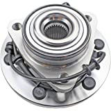 CRS NT515066 New Front Wheel Bearing & Hub Assembly for 2004-2007 INFINITY QX56, NISSAN TITAN/ ARMADA/ PATHFINDER ARMADA
