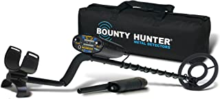 product image for Bounty Hunter QD2GWP Quick Draw II Metal Detector with Pin Pointer and Carry Bag
