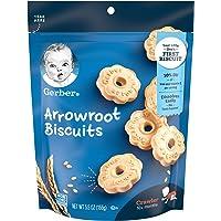 Gerber Arrowroot Cookies Pouch, 155g