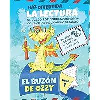El Buzón de Ozzy: Motivar la Práctica de la Lectura con Cartas Interactivas de una Amigo por Correspondencia Dragón…