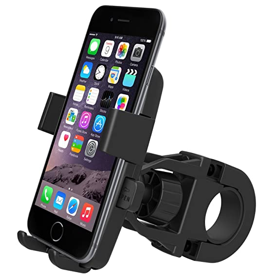 Iphone Holder For Bike >> Amazon Com Iottie One Touch Bike Mount Holder For Iphone 6 5s 5c 4s