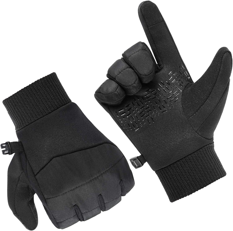 ALPIDEX Handschuhe Unterziehhandschuhe Innenhandschuhe leichte Laufhandschuhe