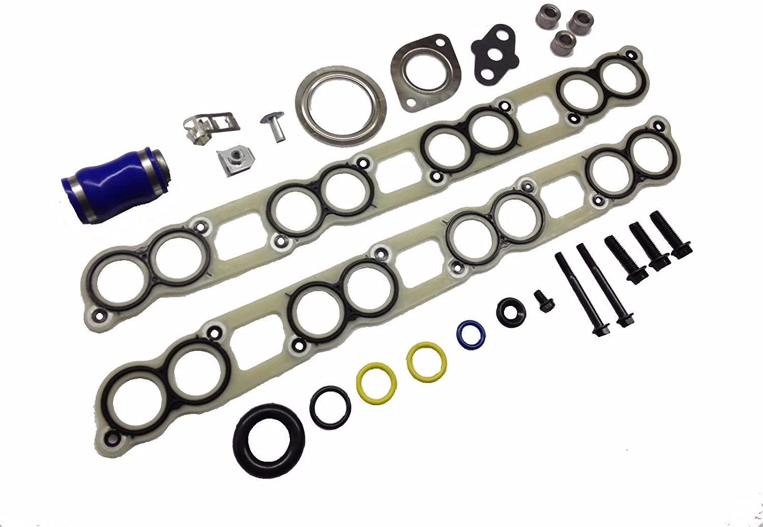 Engine Intake Manifold Gasket Set Fits For Ford 6.0L//6.4L 3C3Z 9439-AA