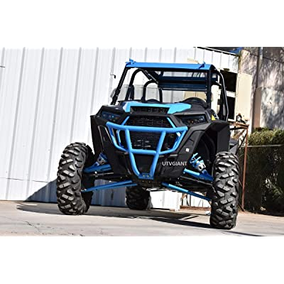 2020-2020 Polaris RZR XP 1000 / Turbo/Turbo S, Front Bumper, Sky Blue: Automotive