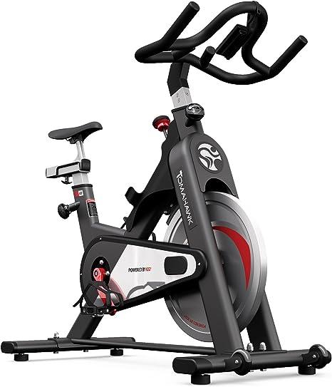 Tomahawk Bicicletas Estáticas y de Spinning para Fitness: Amazon ...