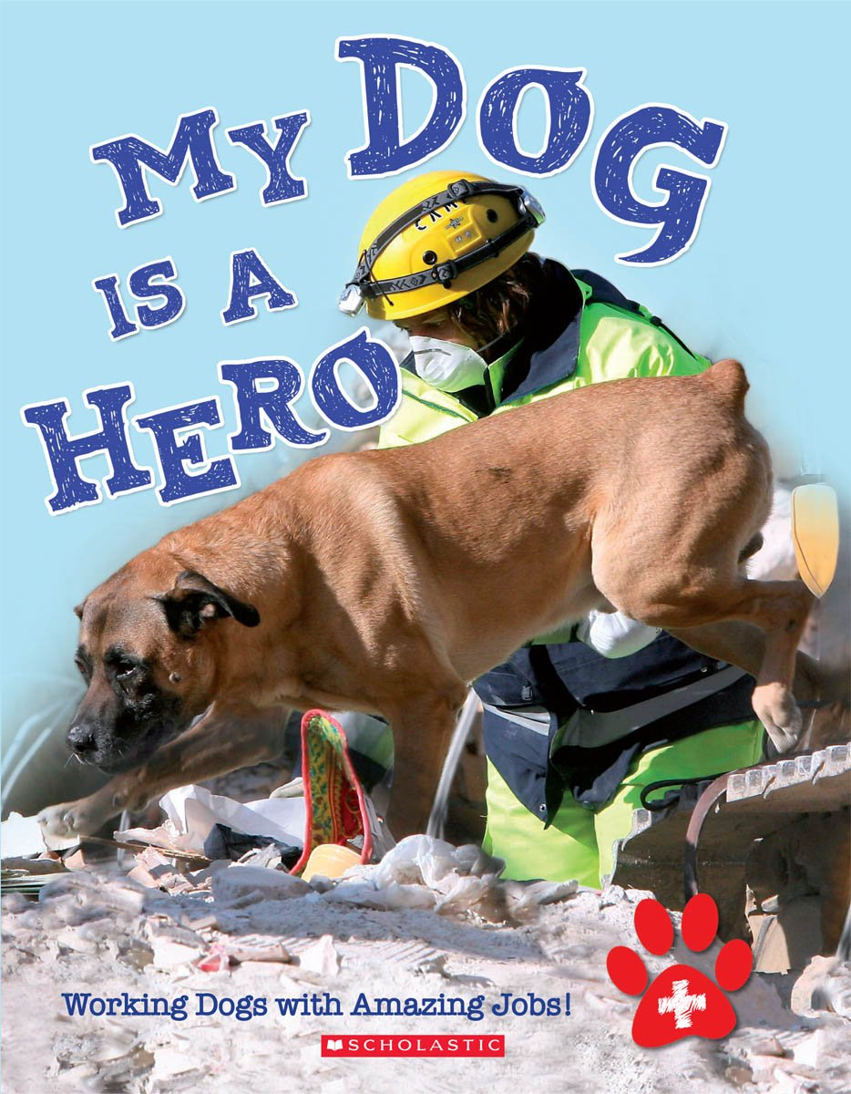 Download My Dog Is a Hero pdf