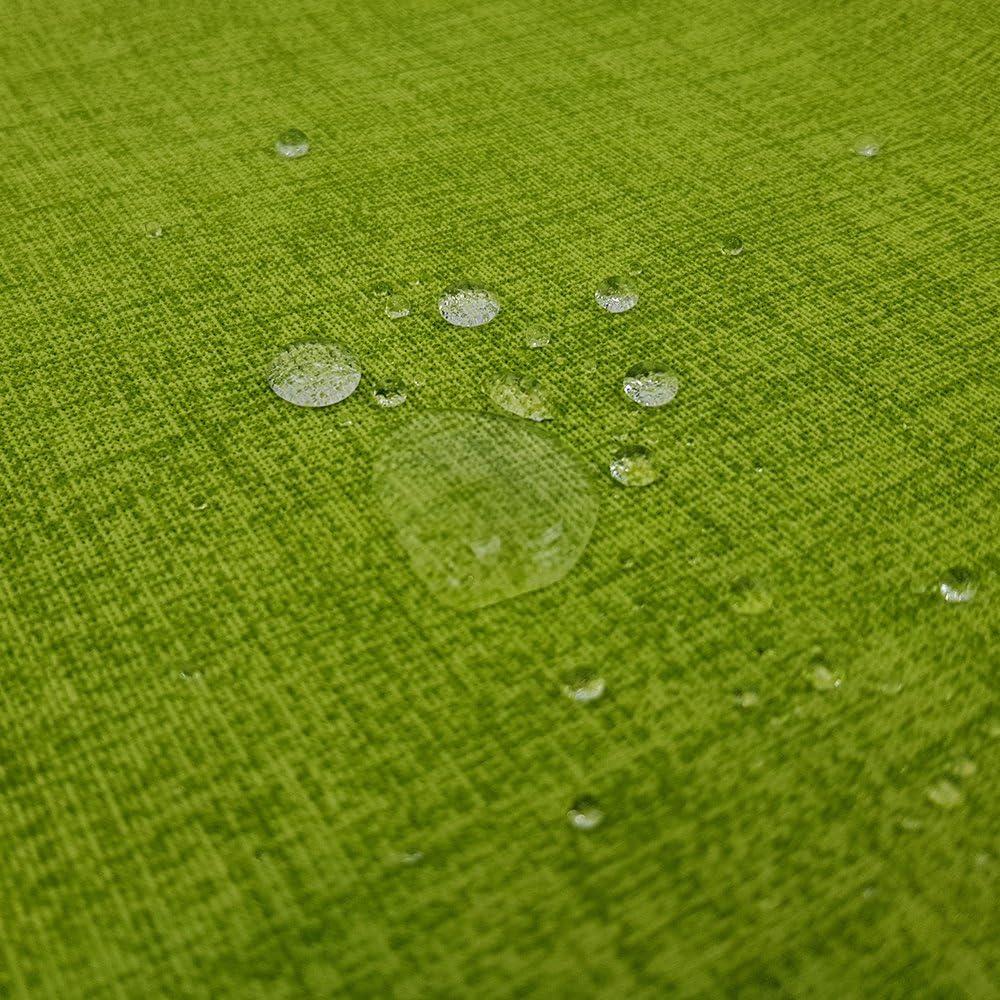 Palettensofa Indoor//Outdoor schmutz und Wasserabweisende Palettenauflage Palettenpolster f/ür Europaletten PROHEIM Palettenkissen Lounge Sitzkissen 120x80 cm Gr/ün