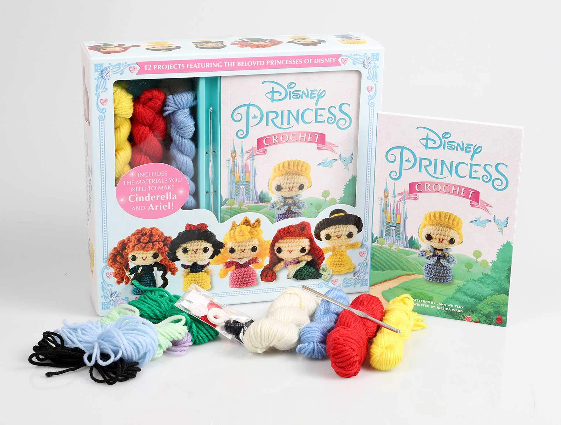 Disney Princess Crochet Blanket Lots Of Adorable Patterns | 1400x1850