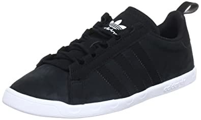 Neueste Leder adidas Originals ROUND IT LOW W Q35423 Damen