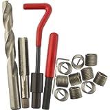 AB Tools M14 x 1.5mm Thread Repair kit/helicoil 9pc Set Damaged Thread 15pc AN025