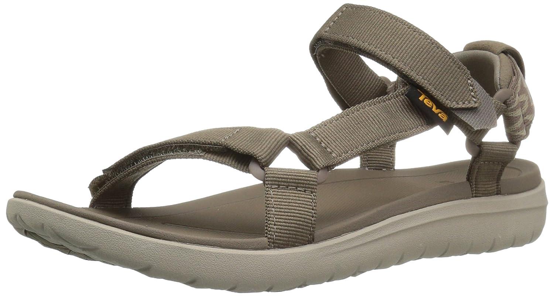 Teva Women's W Sanborn Universal Sandal B01IPZJX6I 7 B(M) US|Walnut