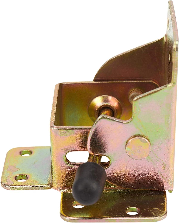 JVSISM 4 Pz//Set Ferro Chiusura Pieghevole Sedia Da Tavolo Gamba Staffe Cerniere Per Mobili Per La Casa Leg Pieghevole Staffa Cerniera Hardware Strumento