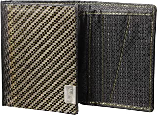 product image for Common Fibers Reflections TRI - Real Carbon Fiber RFID Blocking Trifold Mens Wallet