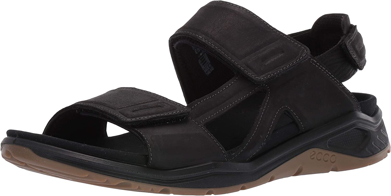 ECCO Men's X-TRINSIC Leather Sandal