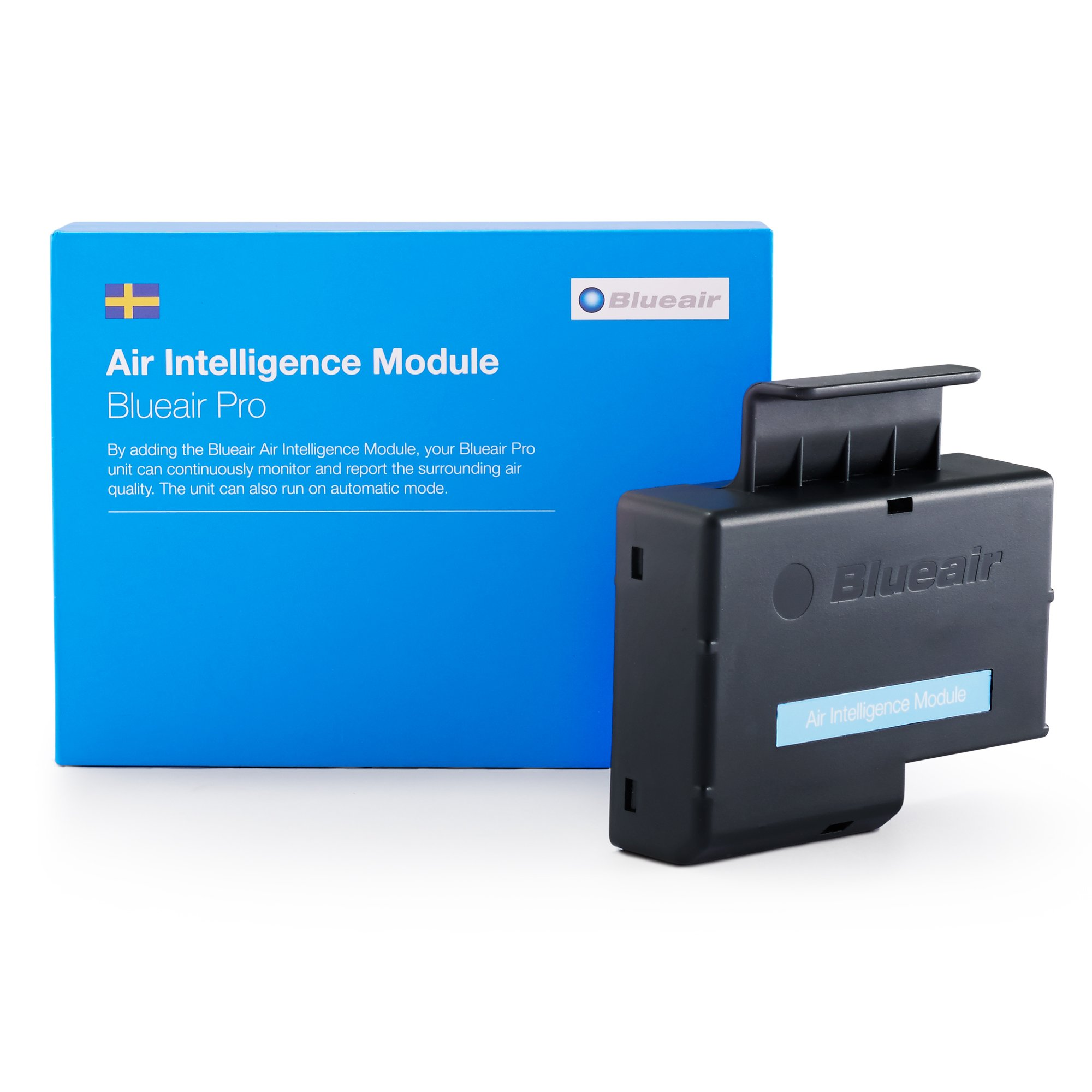 Blueair Pro AIM, Air Intelligence Module, Air Quality Sensor Compatible with Blueair Pro M, Pro L and Pro XL Air Purifiers