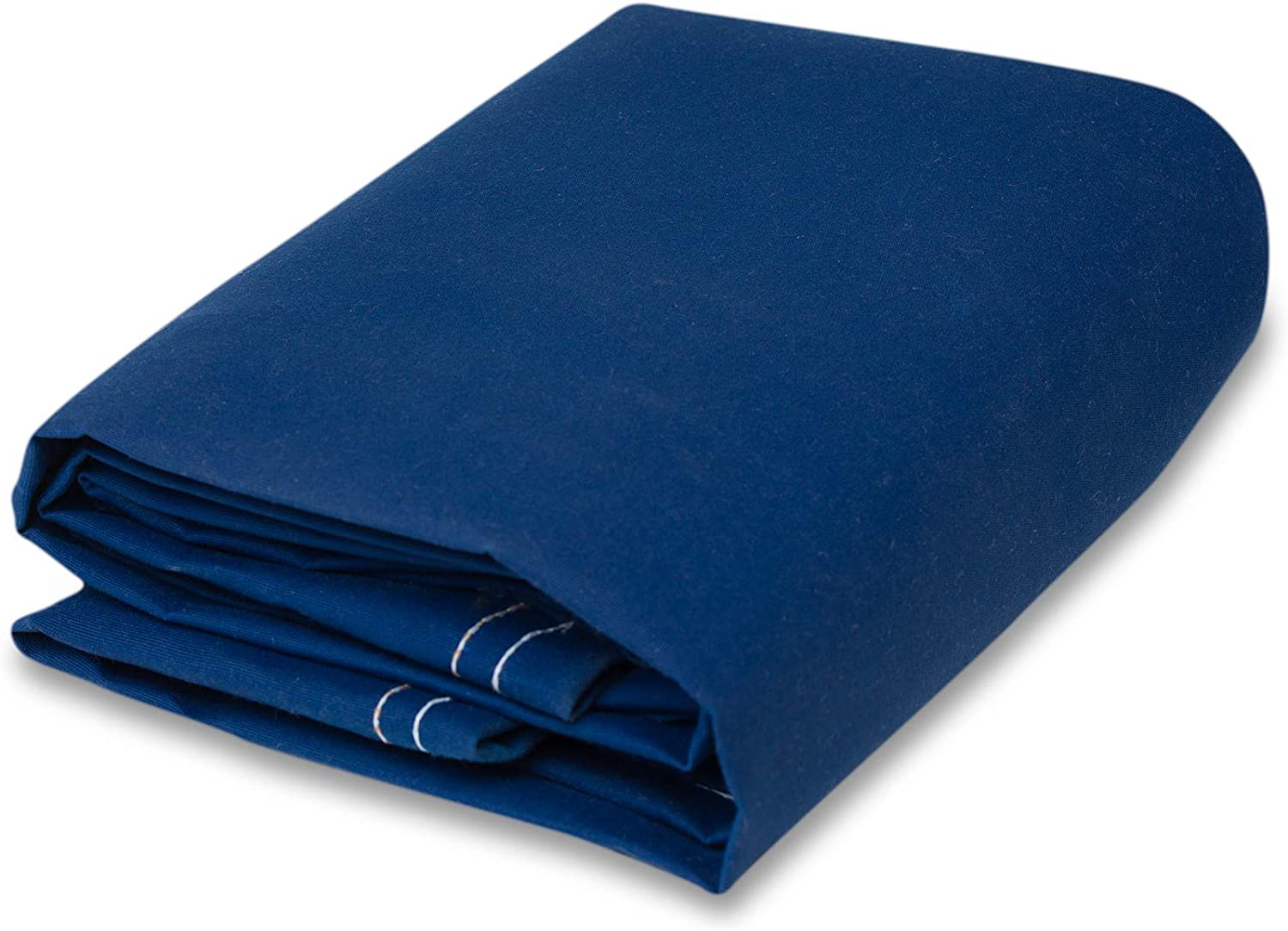 CCS CHICAGO CANVAS /& SUPPLY Iron Horse Canvas Tarp 5 feet x 7 feet, Blue