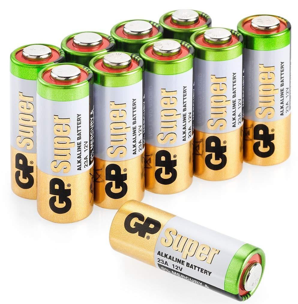 GP Super 23A 12V High Voltage Alkaline Battery  Amazon.co.uk  Electronics 38dcf779e1d0c