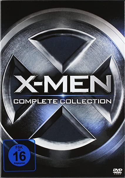X-Men - Complete Collection alle 5 Filme inkl. X-Men