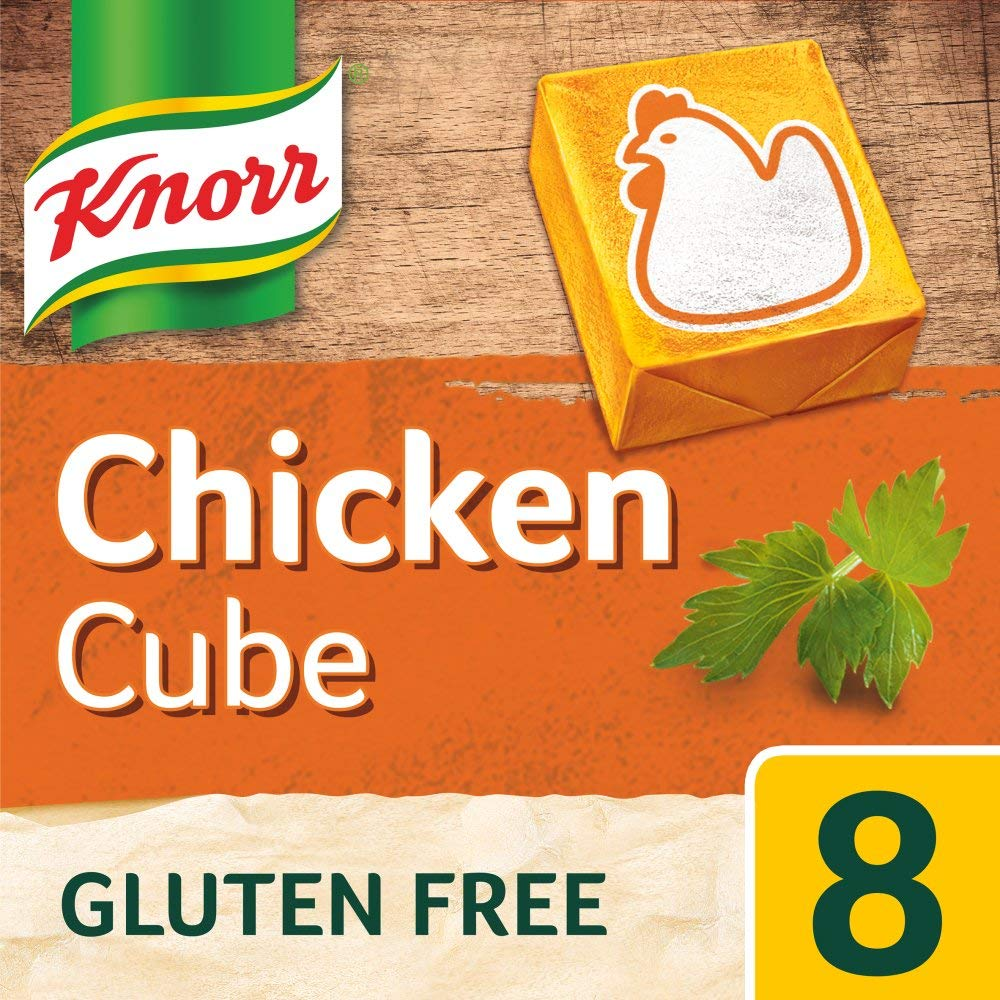 Knorr Stock Cubes Chicken ( 8 S X 12 X 1 ) by Knorr