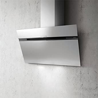 Campana Cocina Elica pared Stripe acero inoxidable 90 cm: Amazon.es: Grandes electrodomésticos