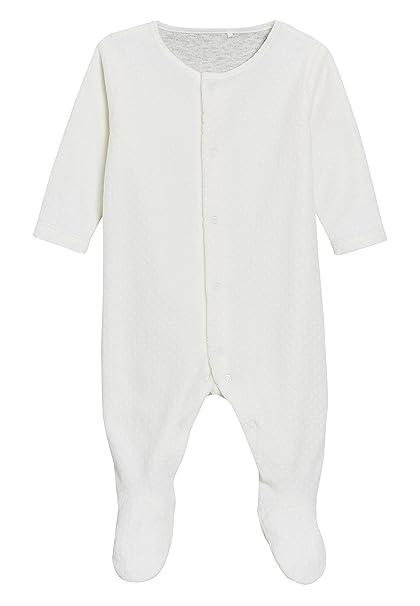 next Bebé-Niños Pijamas Tipo Pelele De Terciopelo (0-18 Meses)