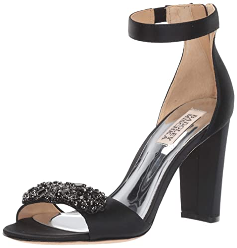 Badgley Mischka Veil High Heel Sandals & Reviews Heels