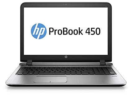 HP ProBook 450 G3 Notebook PC (1LF93UT#ABA) Intel i5 6200U, 8GB RAM, 256GB  SSD, 15 6in FHD, DVDRW, Cam, Win10
