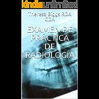 Examen de práctica de radiología