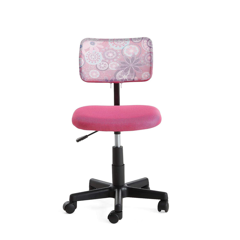 HTI-Line Kinderdrehstuhl Fancy Girl B/ürostuhl Schreibtischstuhl