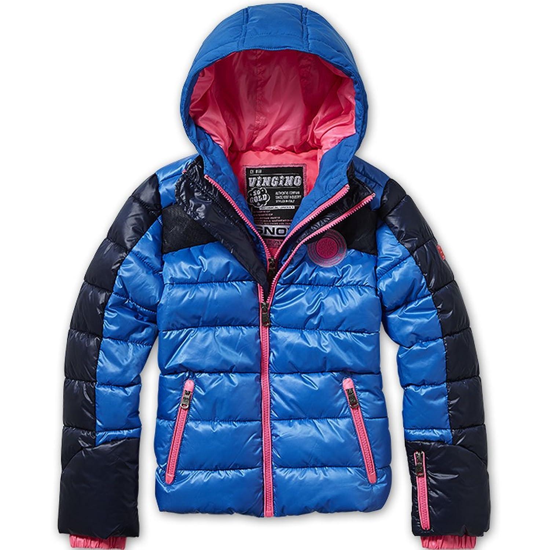 Vingino Mädchen Winter Ski Jacke Trinette reflex blue JG1630004