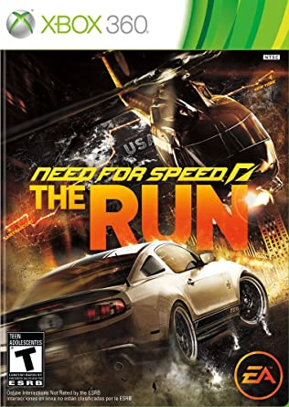 Amazon Com Need For Speed The Run Xbox 360 Video Games
