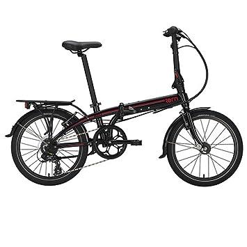 "tern Link C8 - Bicicletas plegables - 20"" rojo/negro 2016"