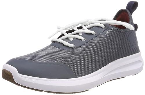 Quiksilver Layover Travel, Zapatillas sin Cordones para Hombre: Amazon.es: Zapatos y complementos