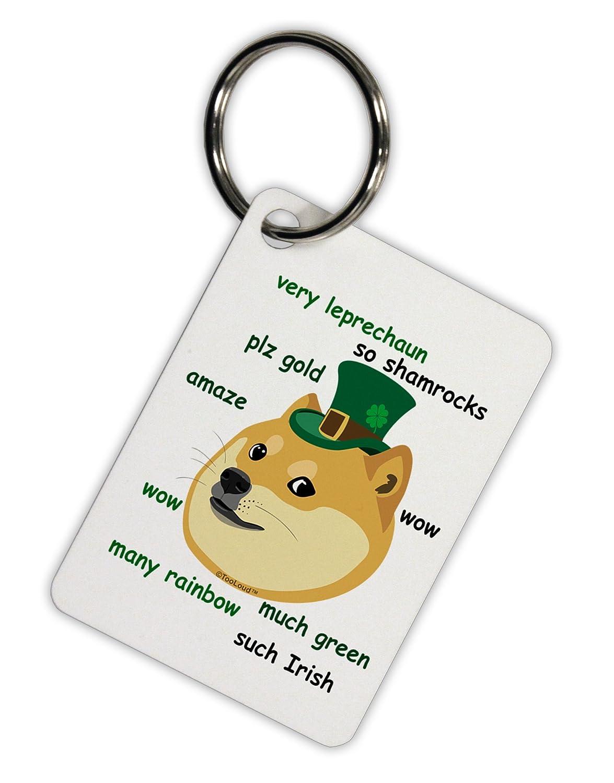 Amazon.com: tooloud St Patricks Day Leprechaun Doge aluminio ...