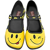 Hot Chocolate Design Chocolaticas Smile Women's Mary Jane Flat