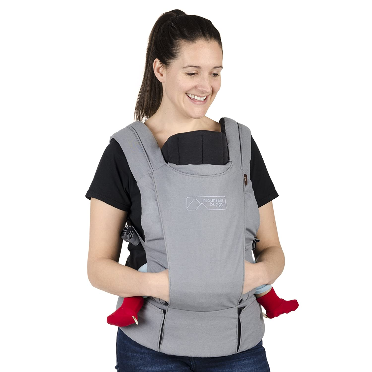 Charcoal Mountain Buggy Juno Carrier