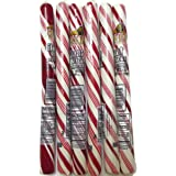 Giant Peppermint Stick (Candy Cane) 3.5 Ounces (Pack of 6)