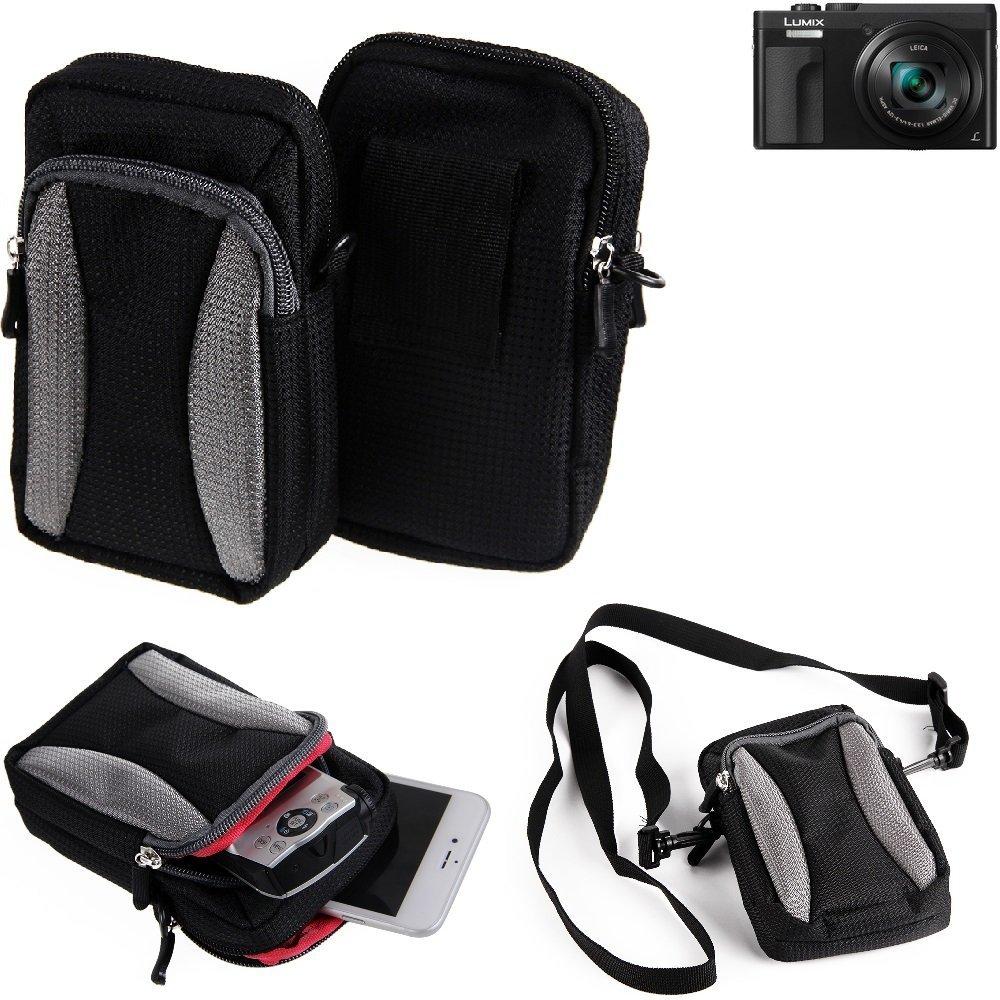 Kamera Tasche für Nikon Coolpix S9900 Neopren Schutz Hüllen Travel bag schwarz