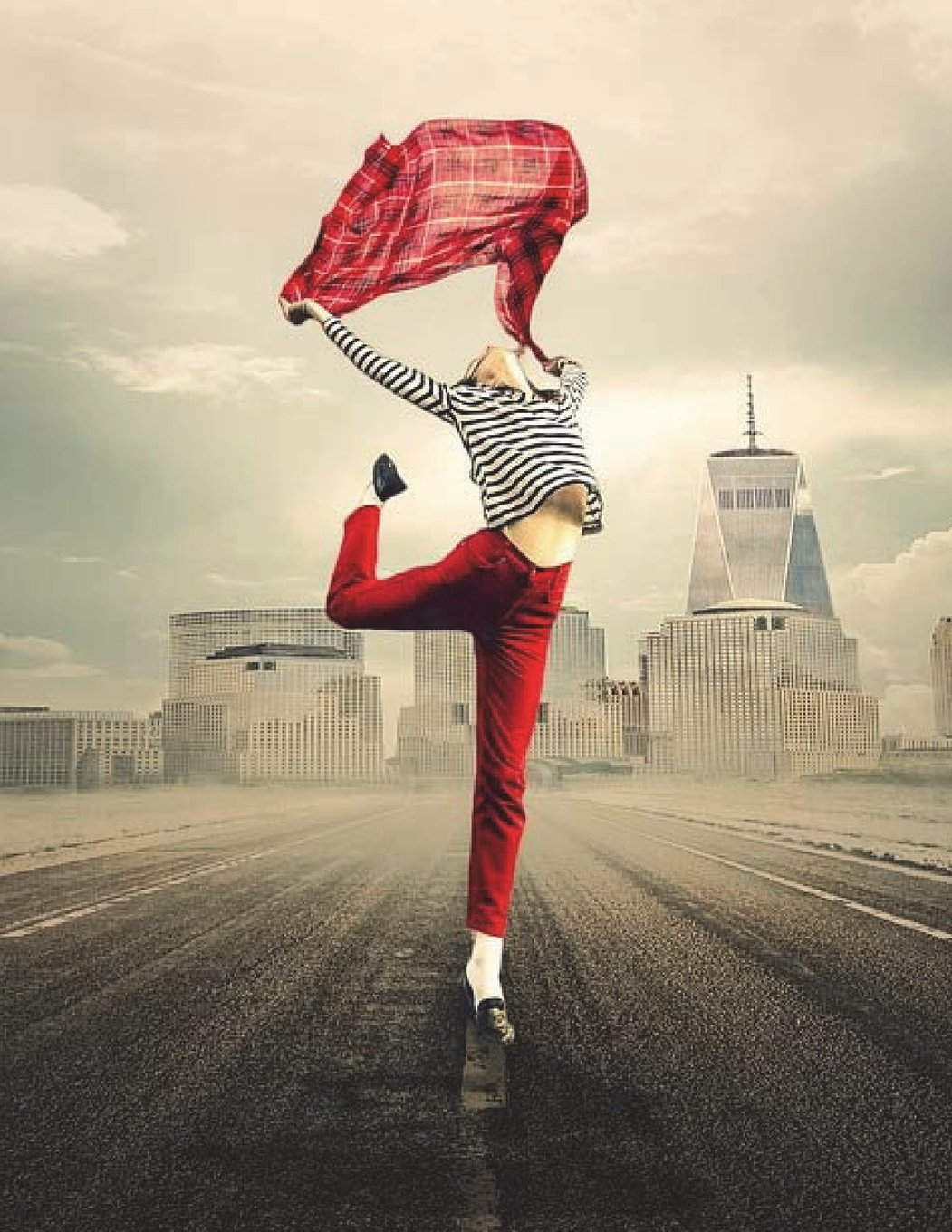 Dance Girl Dancing Woman Joy Life Contemporary Freedom Rhythm Break Free Happy Notebook Journal Diary Composition Book Large Size 150 Ruled Pages For School Office Or Home Softcover Great Gift Wild Pages