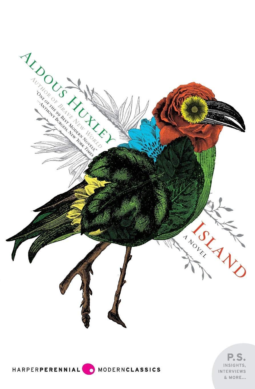 Afbeeldingsresultaat voor island a novel huxley