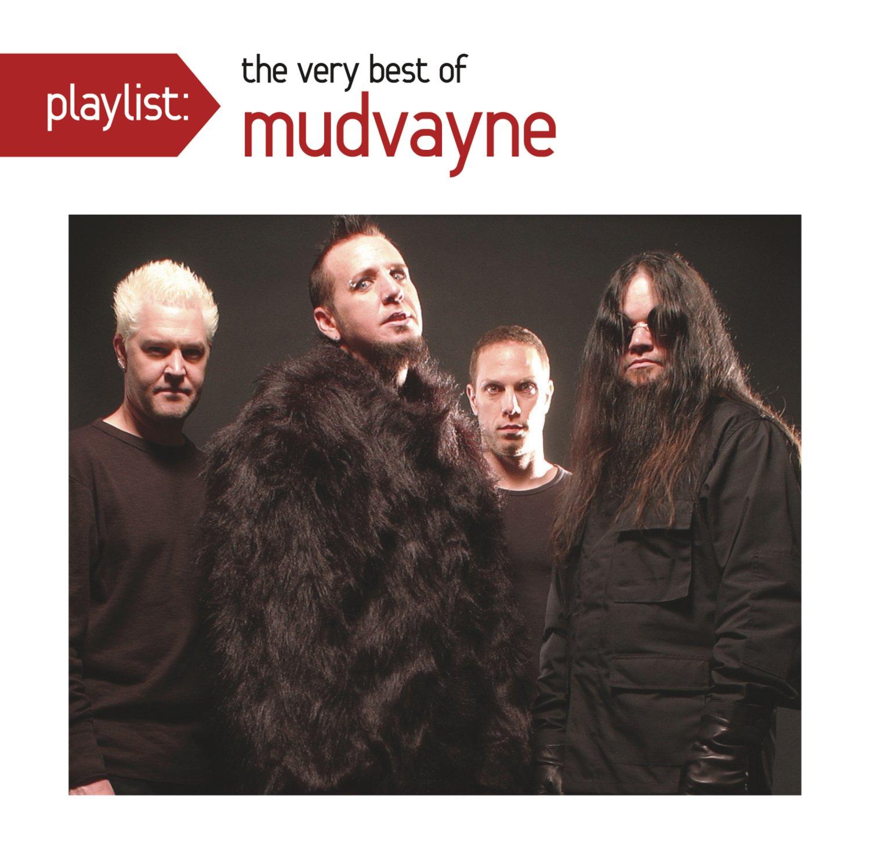 CD : Mudvayne - Playlist: The Very Best Of Mudvayne (CD)